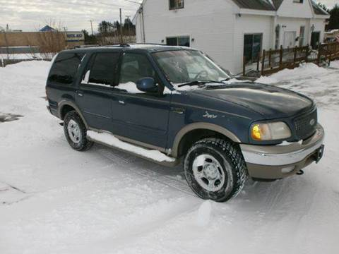 2001 Ford Expedition for sale at Leavitt Brothers Auto in Hooksett NH