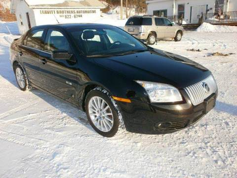 2007 Mercury Milan for sale at Leavitt Brothers Auto in Hooksett NH