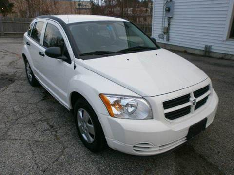 2009 Dodge Caliber for sale at Leavitt Brothers Auto in Hooksett NH
