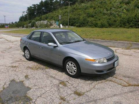 2002 Saturn L-Series for sale at Leavitt Brothers Auto in Hooksett NH