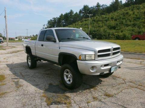2001 Dodge Ram Pickup 1500 for sale at Leavitt Brothers Auto in Hooksett NH