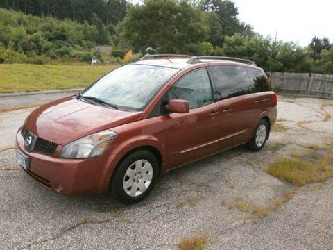 2004 Nissan Quest for sale at Leavitt Brothers Auto in Hooksett NH