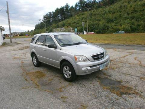 2006 Kia Sorento for sale at Leavitt Brothers Auto in Hooksett NH
