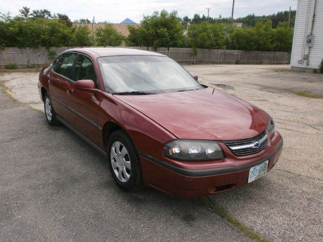 2005 Chevrolet Impala for sale at Leavitt Brothers Auto in Hooksett NH