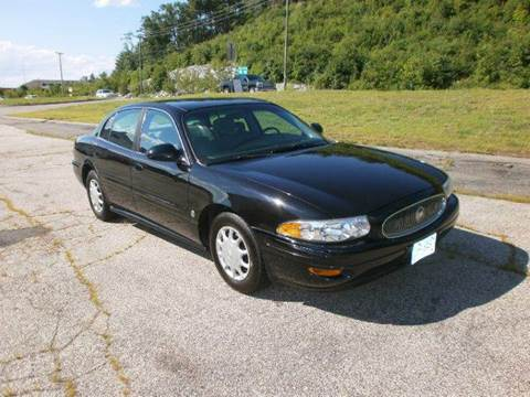 2004 Buick LeSabre for sale at Leavitt Brothers Auto in Hooksett NH