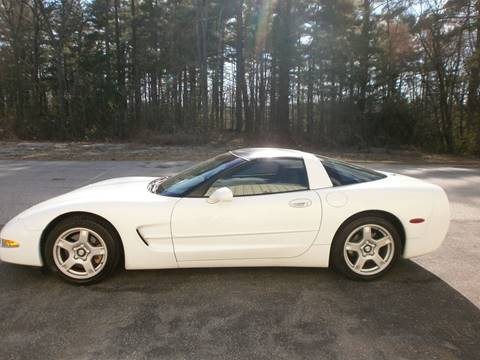 1998 Chevrolet Corvette for sale at Leavitt Brothers Auto in Hooksett NH