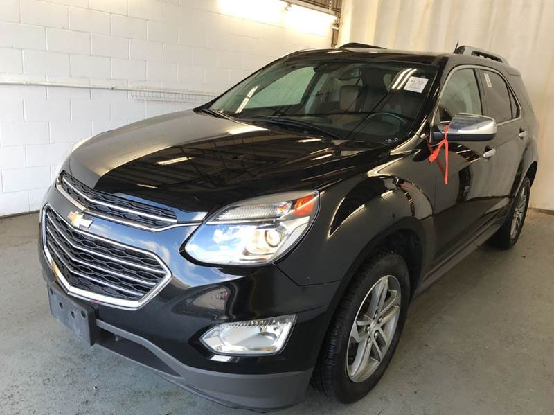 2016 Chevrolet Equinox LTZ 4dr SUV In Iola KS - Sigg Motors