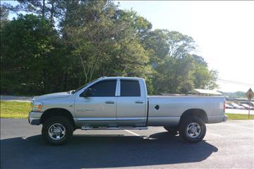 2006 Dodge Ram Pickup 3500 for sale in Dallas, GA