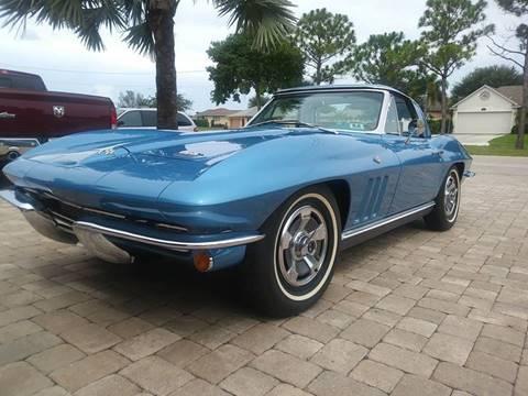 1966 Chevrolet Corvette for sale in Cape Coral, FL