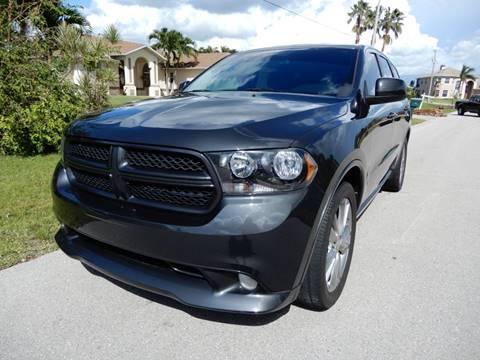 2011 Dodge Durango for sale in Cape Coral, FL