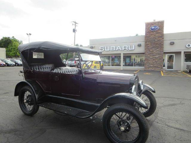 1926 Ford Model T Touring In Cape Coral Fl P A Sunshine Cars