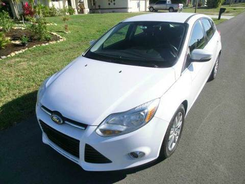 2013 Ford Focus for sale in Cape Coral, FL
