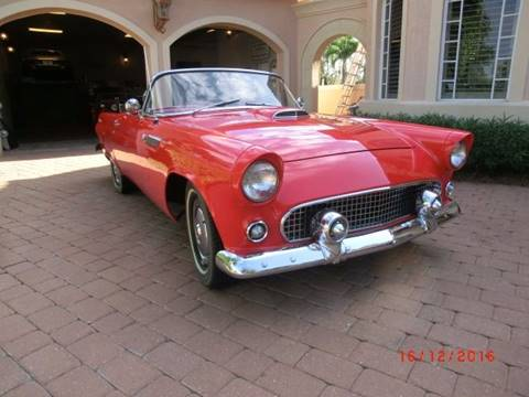 1955 Ford Thunderbird for sale in Cape Coral, FL