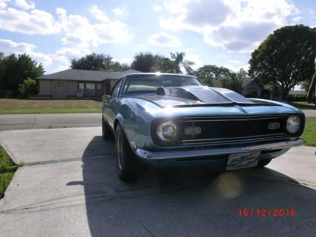 1968 Chevrolet Camaro 540 CUI   750 HP! Pro Street   Cape Coral FL