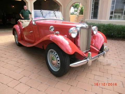 1951 MG TD for sale in Cape Coral, FL