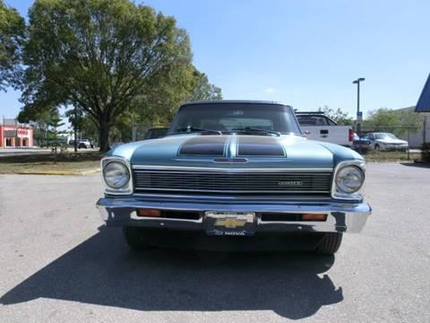 1966 Chevrolet Nova for sale in Cape Coral, FL