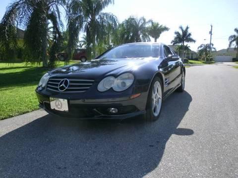 2005 Mercedes-Benz SL-Class for sale in Cape Coral, FL