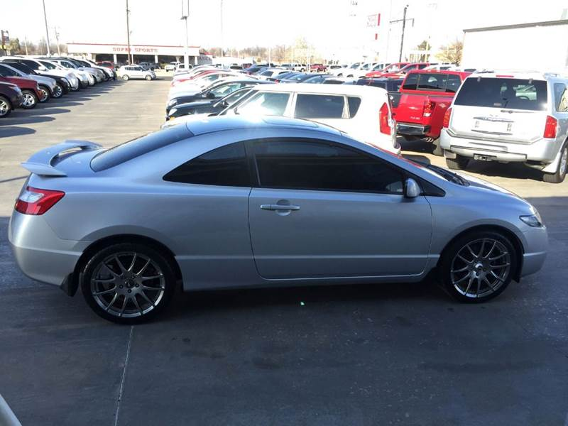 2007 Honda Civic Si 2dr Coupe In Oklahoma City OK - Auto Solutions ...