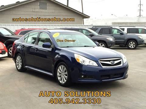 2010 Subaru Legacy for sale in Oklahoma City, OK