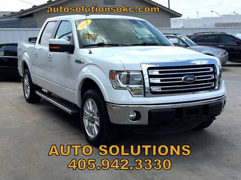 2013 Ford F-150 for sale in Oklahoma City, OK