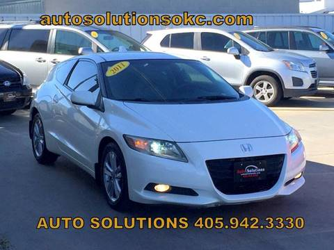 2011 Honda CR-Z for sale in Oklahoma City, OK