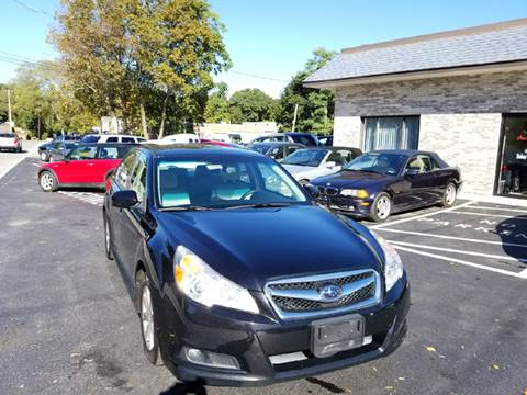 2012 Subaru Legacy for sale in New Windsor, NY