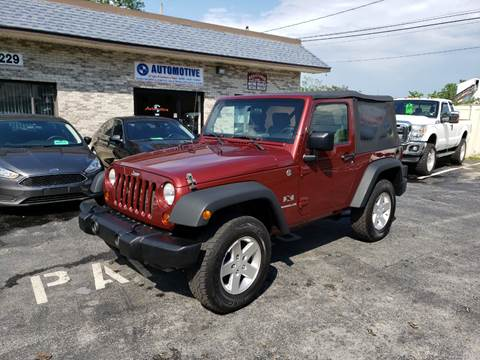 2009 Jeep Wrangler for sale in New Windsor, NY