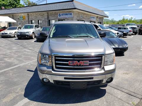 2012 GMC Sierra 1500 for sale in New Windsor, NY