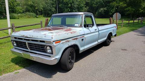 1975 Ford F-100 for sale in New Windsor, NY