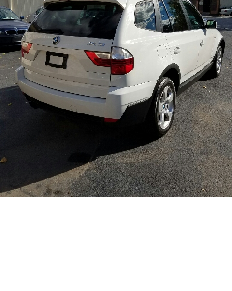 2007 Bmw X3 3.0si AWD 4dr SUV In New Windsor NY