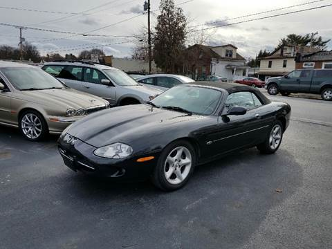 2000 Jaguar XK-Series for sale in New Windsor, NY