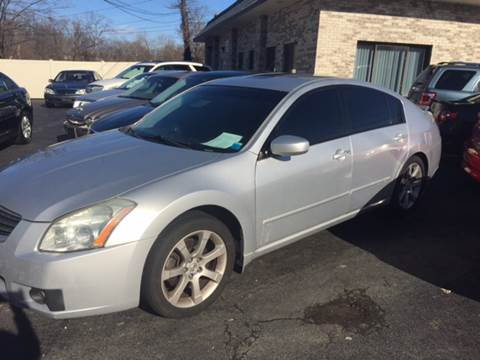 2007 Nissan Maxima for sale in New Windsor, NY