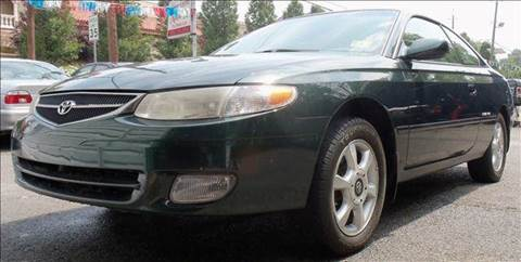 2000 Toyota Camry Solara for sale in Garfield, NJ
