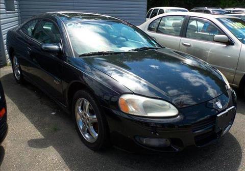 dodge stratus coupe 2002