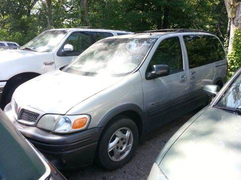 2001 Pontiac Montana for sale in Garfield, NJ
