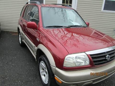 2001 Suzuki Grand Vitara for sale in Garfield, NJ