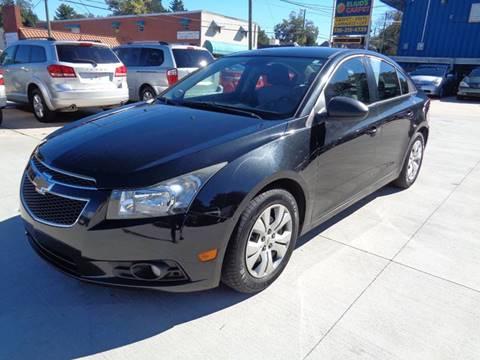 2013 Chevrolet Cruze for sale in Asheboro, NC