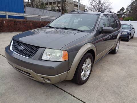 2005 Ford Freestyle For Sale In North Carolina Carsforsale