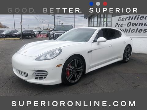 2011 Porsche Panamera for sale in Dearborn, MI
