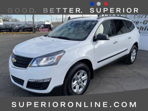 2017 Chevrolet Traverse LS for sale at Superior Buick GMC - Superior Pre-Owned Supercenter in Dearborn MI