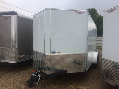 2017 H&H 7x14 for sale in Devils Lake, ND