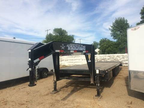 2009 Titan 25' GN for sale in Devils Lake, ND
