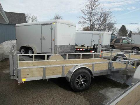 2017 H&H RSA 8.5X14 Aluminum for sale in Devils Lake, ND