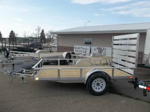 """2017 H&H RSA66""""X10 for sale in Devils Lake, ND"""