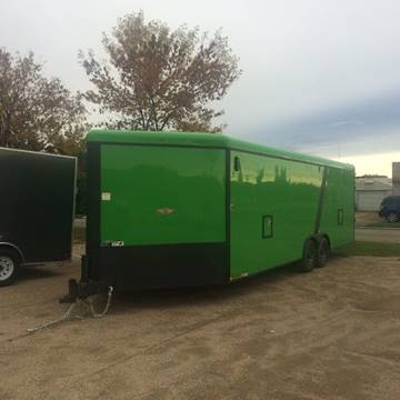 2017 H&H 101x24 for sale in Devils Lake, ND