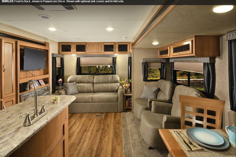 2019 Coachmen Catalina Legacy 293RLDS Travel Trailers   Princeton NC