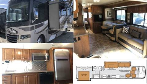 2014 Thor Industries Miramar 32.1 for sale in Princeton, NC
