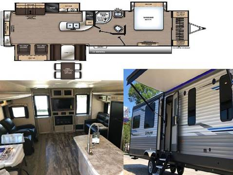 2020 Coachmen Catalina for sale in Princeton, NC