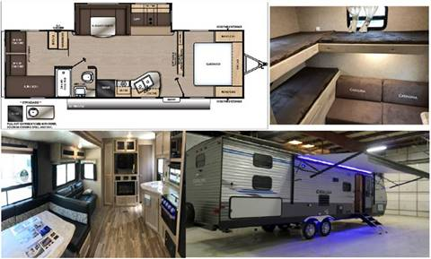 2020 Coachmen Catalina Legacy 293QBCK for sale in Princeton, NC