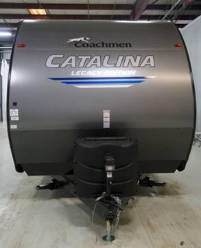 2020 Coachmen Catalina 293QBCK